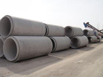 潍坊钢筋混凝土排水管